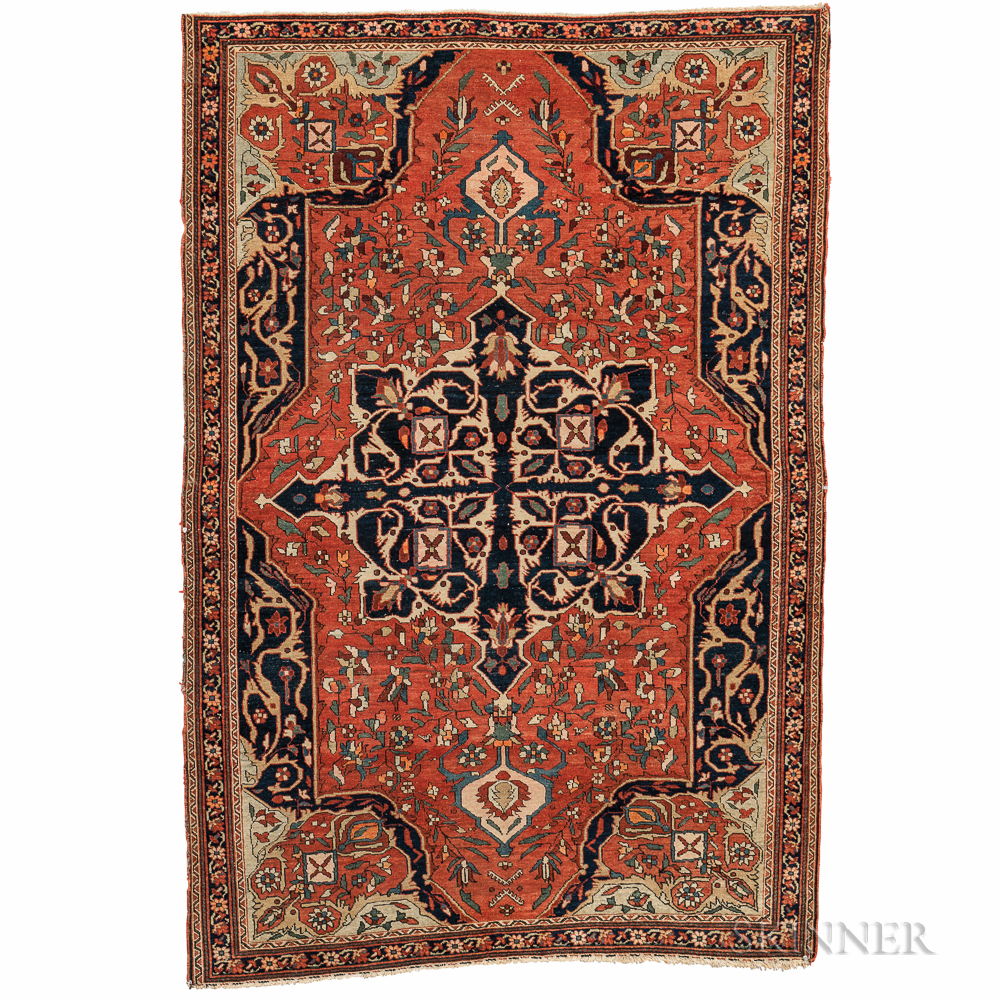 Malayer Sarouk Rug