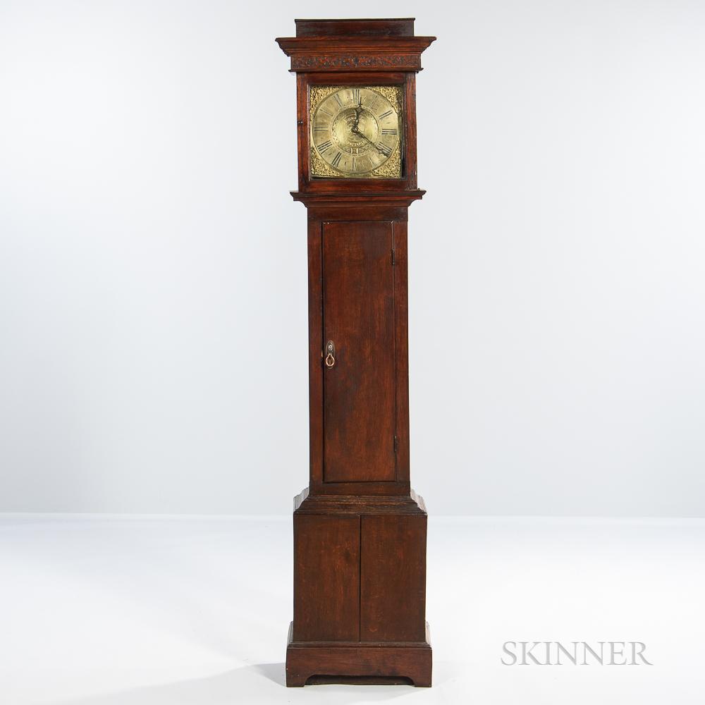 John Cole Oak Tall Clock