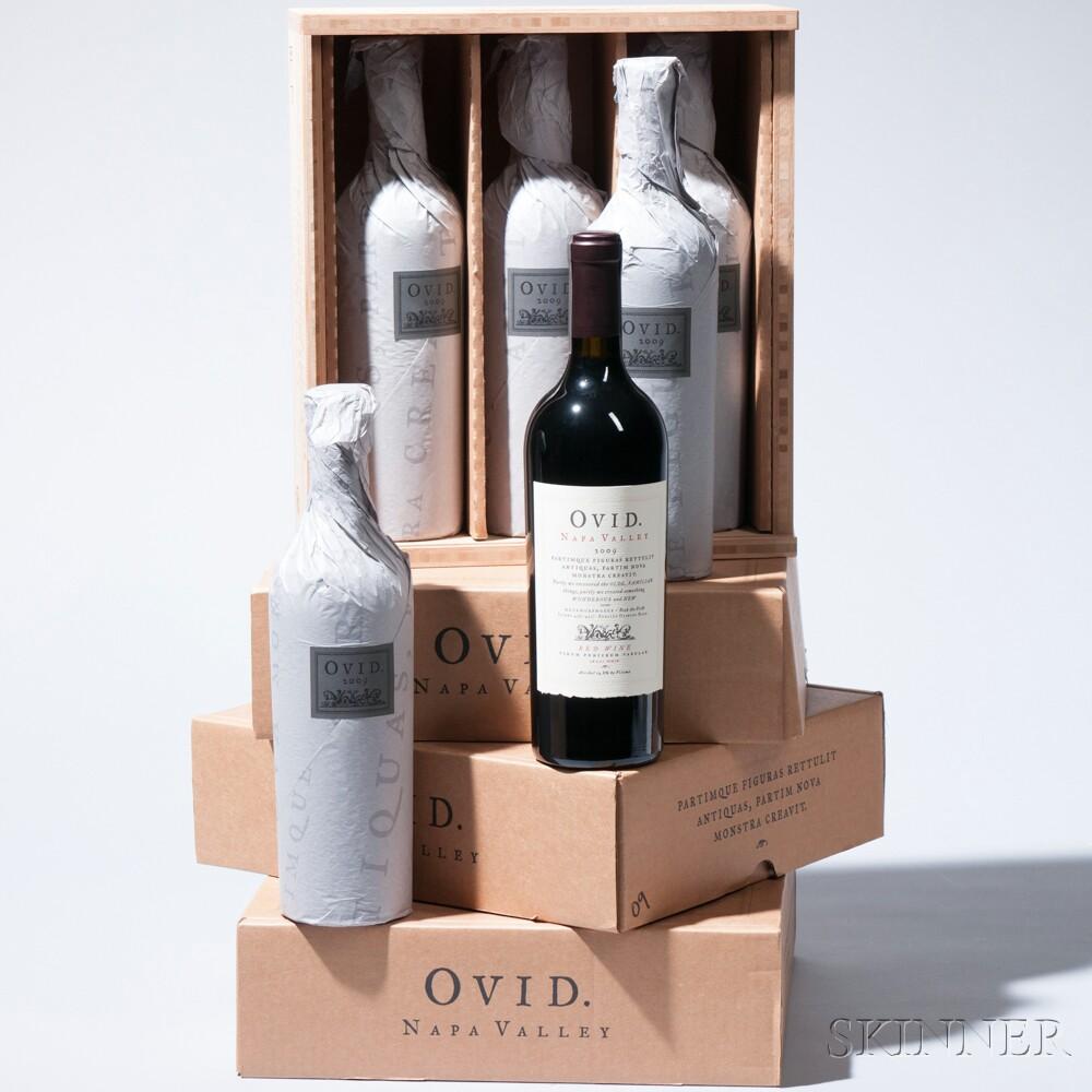 Ovid 2009, 12 bottles (4 x oc)
