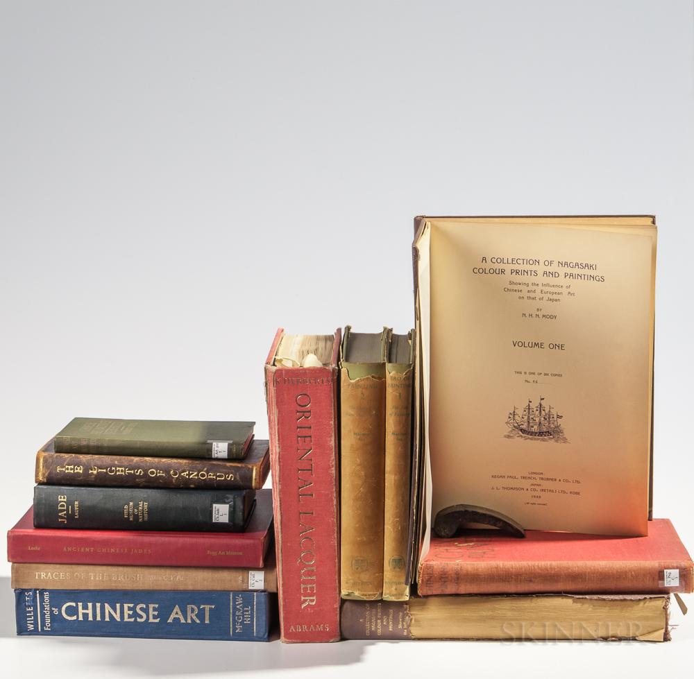 Ten Asian Art Reference Books