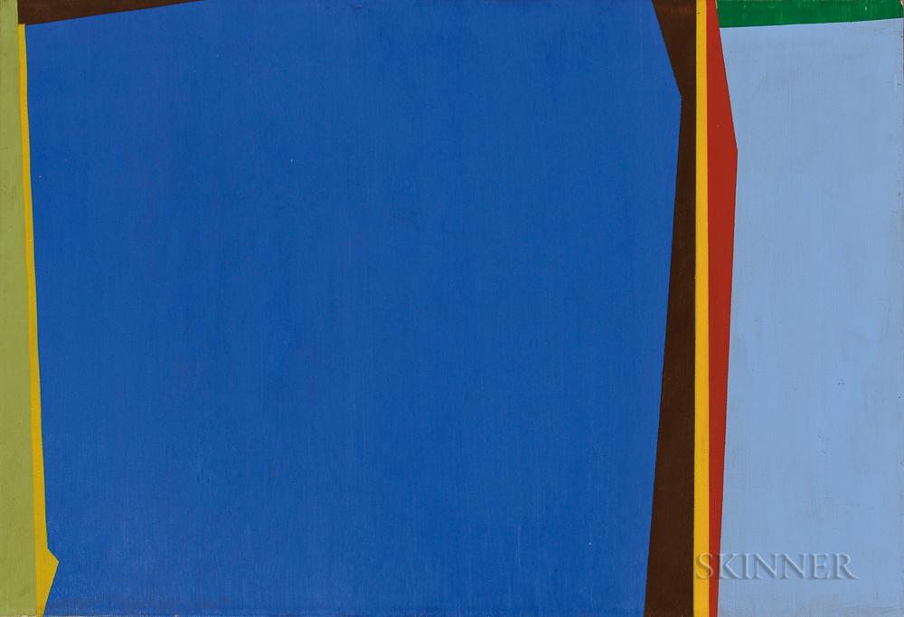 Saliba Douaihy (Lebanese, 1915-1994)      Untitled