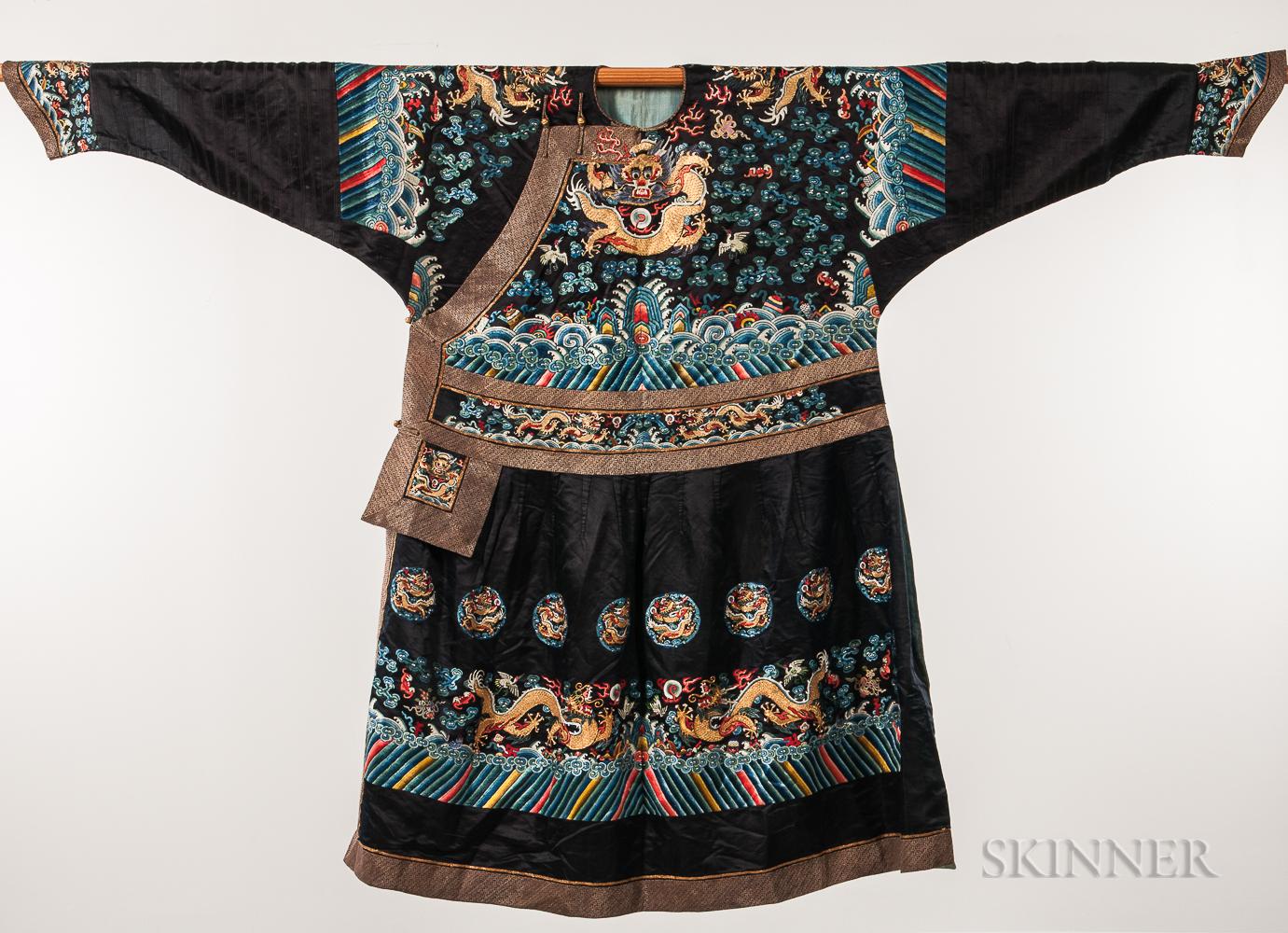 Man's Formal Court Robe
