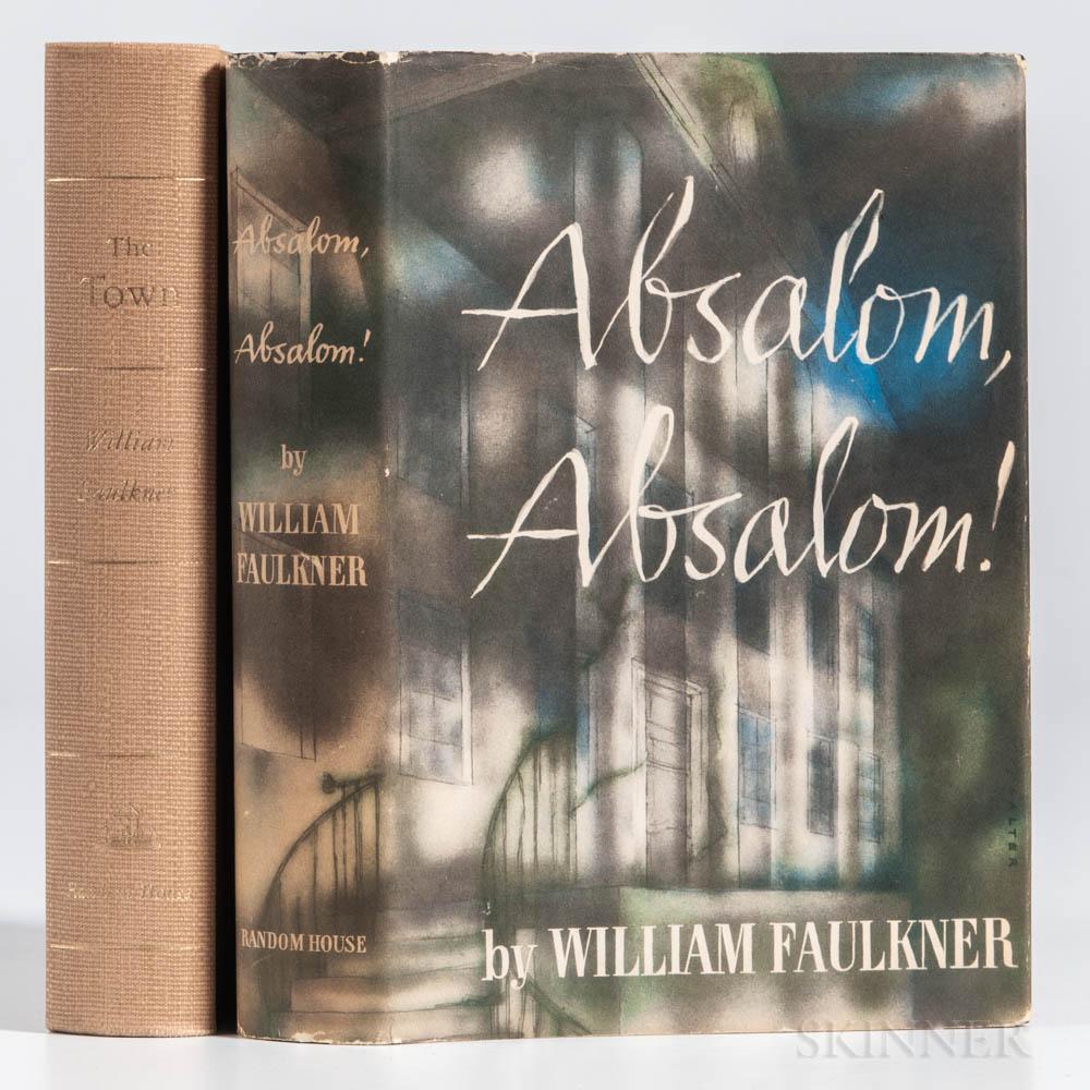 Faulkner, William (1897-1962) The Town