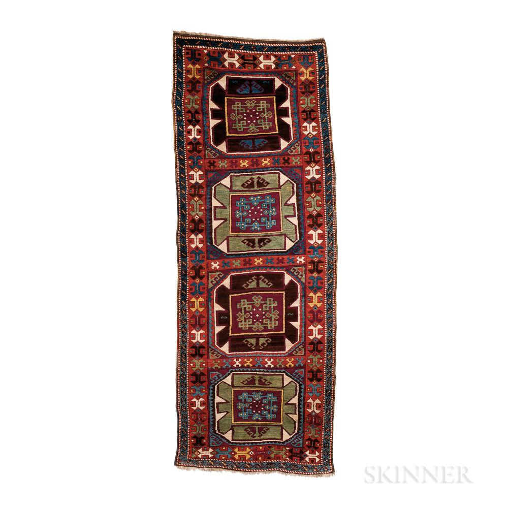 East Anatolian Long Rug