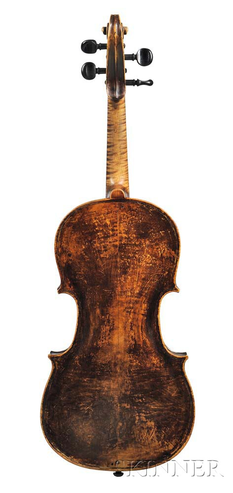Violin, Bohemian School, c. 1780