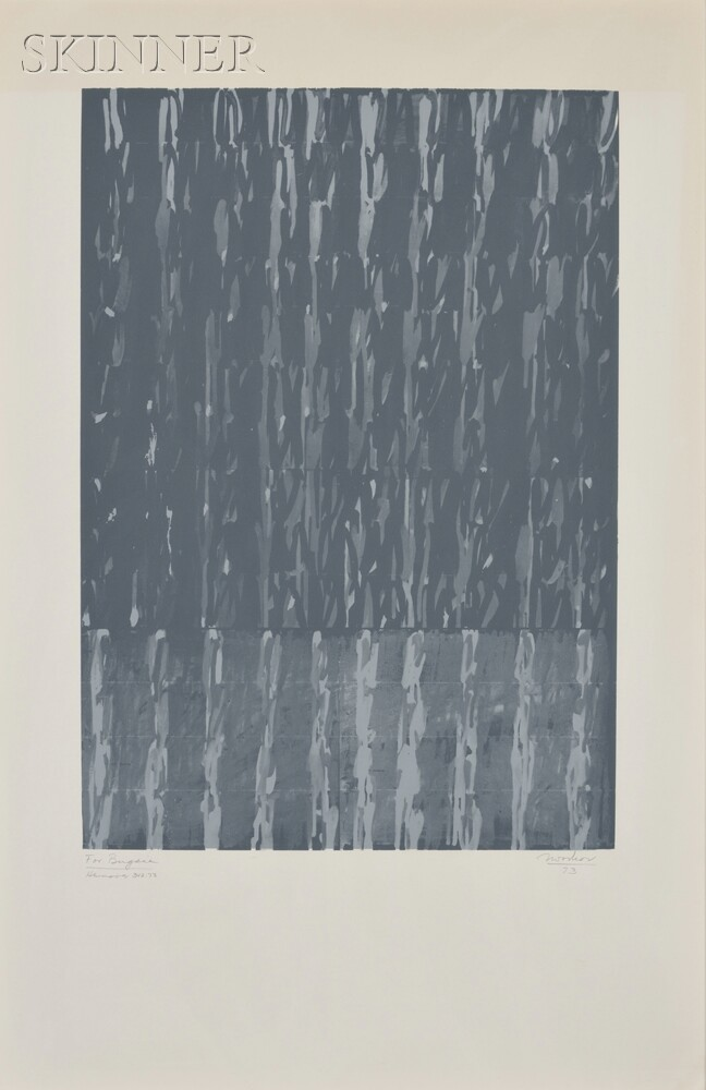 Jack Tworkov (American, 1900-1982)      The Dartmouth Print