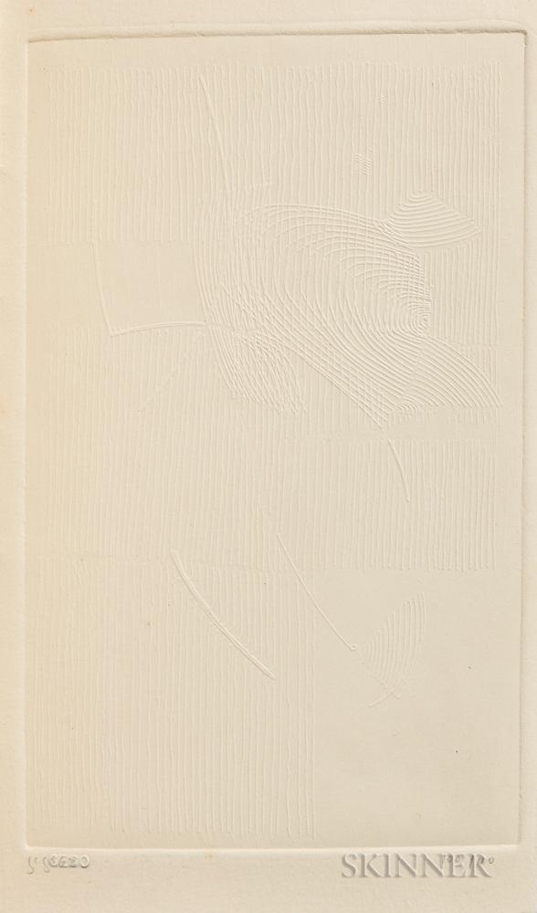 Gertrud Goldschmidt, called Gego (Venezuelan, 1912-1994)      Untitled