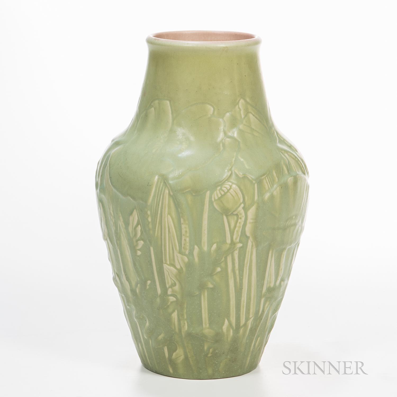 Large Rookwood Pottery Vases