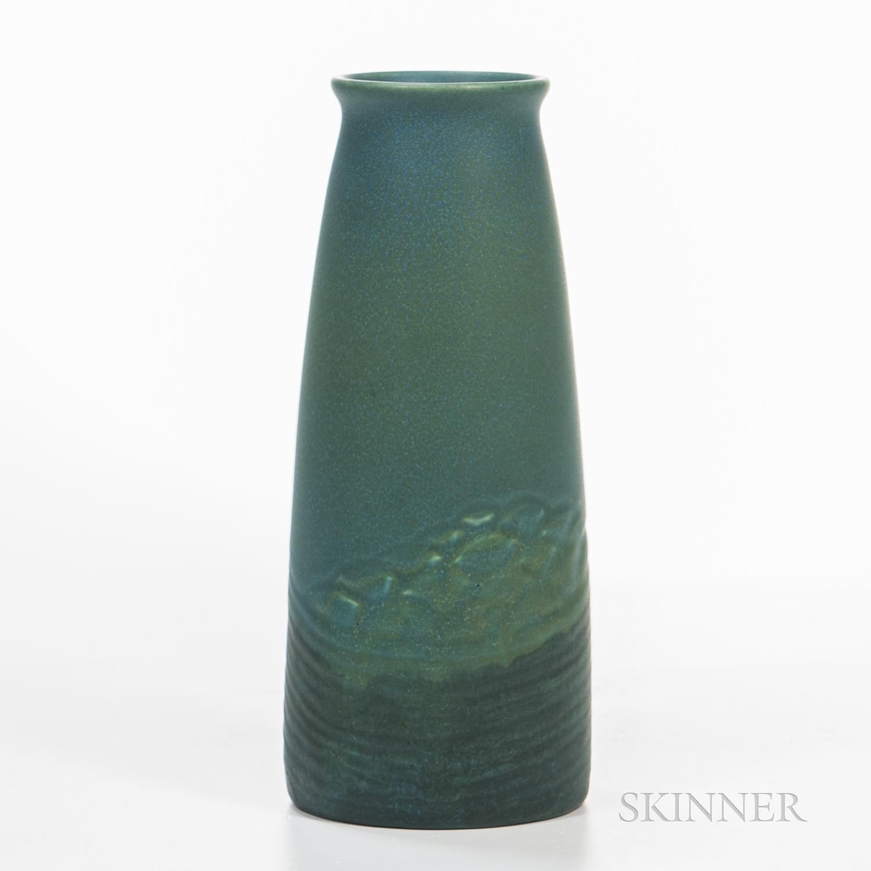 William E. Hentschel (1892-1962) for Rookwood Pottery Matte Glaze Vase