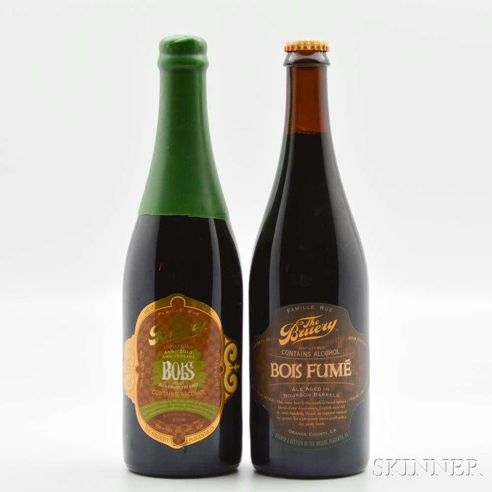 The Bruery Bois, 2 bottles