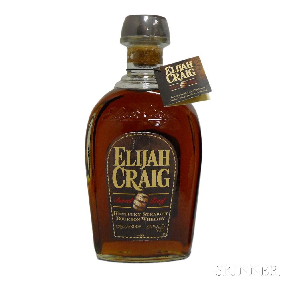 Elijah Craig Barrel Proof Batch 7, 1 750ml bottles