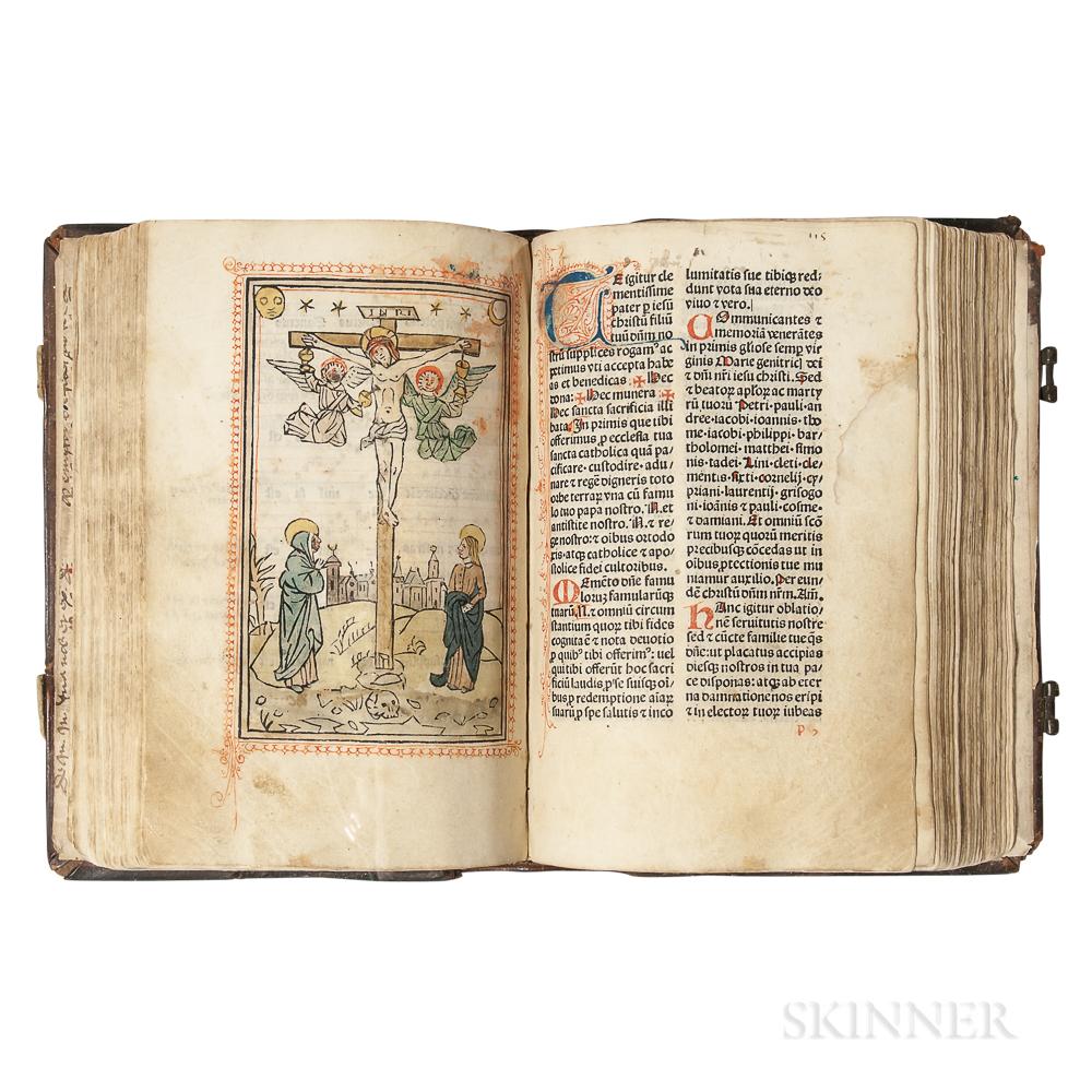 Missale Dominicanum seu Ordinis Praedicatorum.