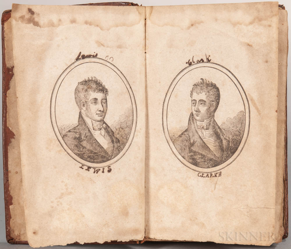 The Voyages and Travels of Lewis and Clarke  , Compiled by William Fisher.