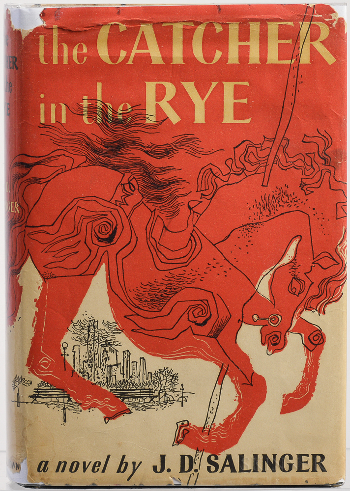 Salinger, J.D. (1919-2010) The Catcher in the Rye  , First Edition.