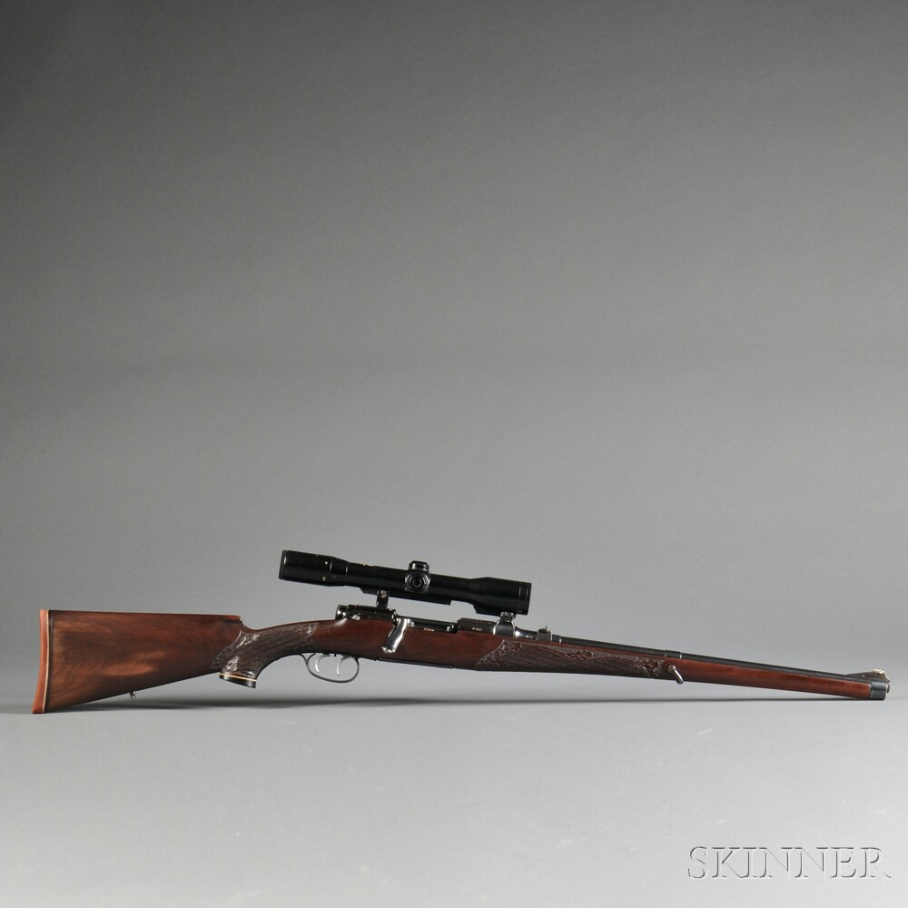 Model 1952 Mannlicher Schoenauer Carbine with Scope