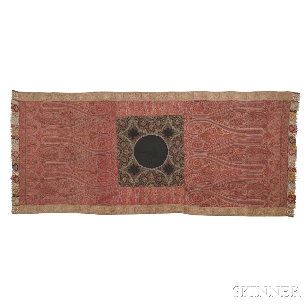 Sikh Period Long Shawl