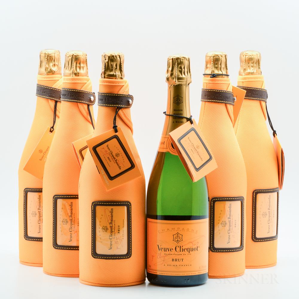 Veuve Clicquot Brut NV, 6 bottles