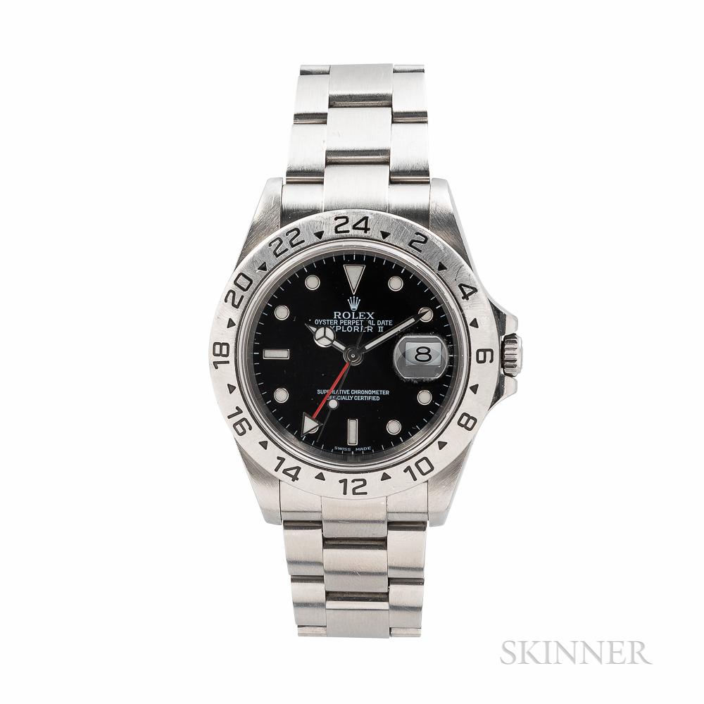 Rolex Explorer II Reference 16570 Wristwatch