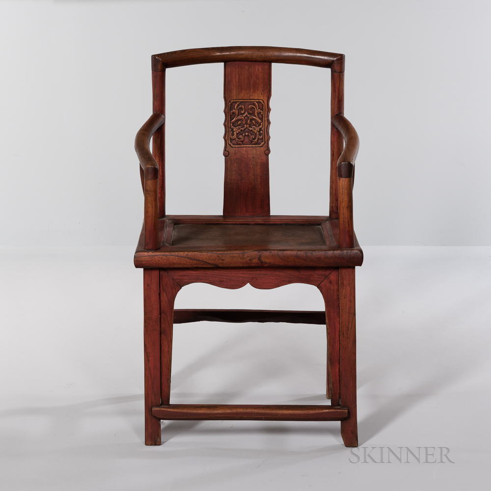 Yewwood Armchair