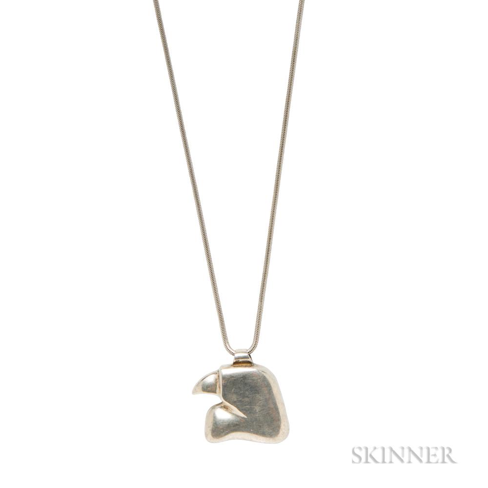 Barry Kieselstein-Cord Sterling Silver Pendant