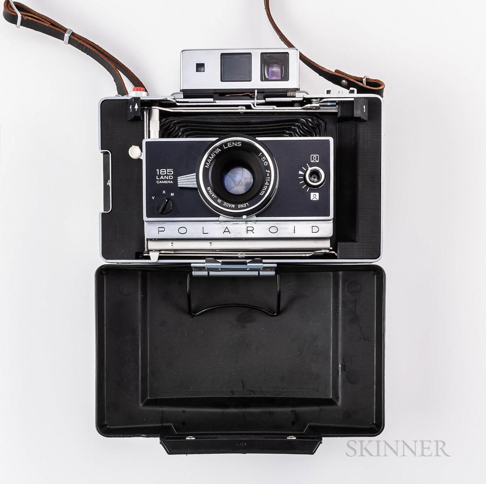 Polaroid 185 Land Camera