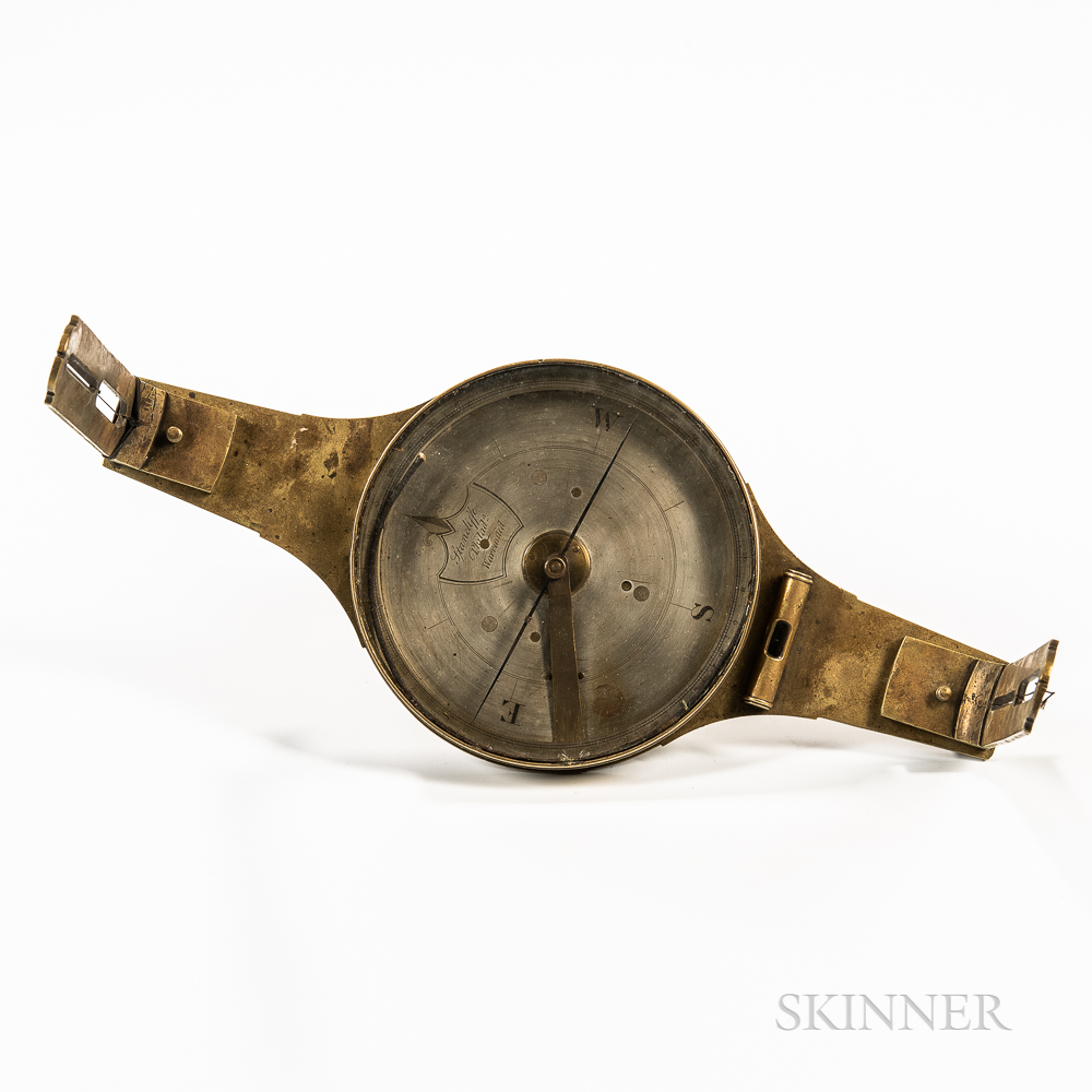 Benjamin Stancliffe Surveyor's Compass