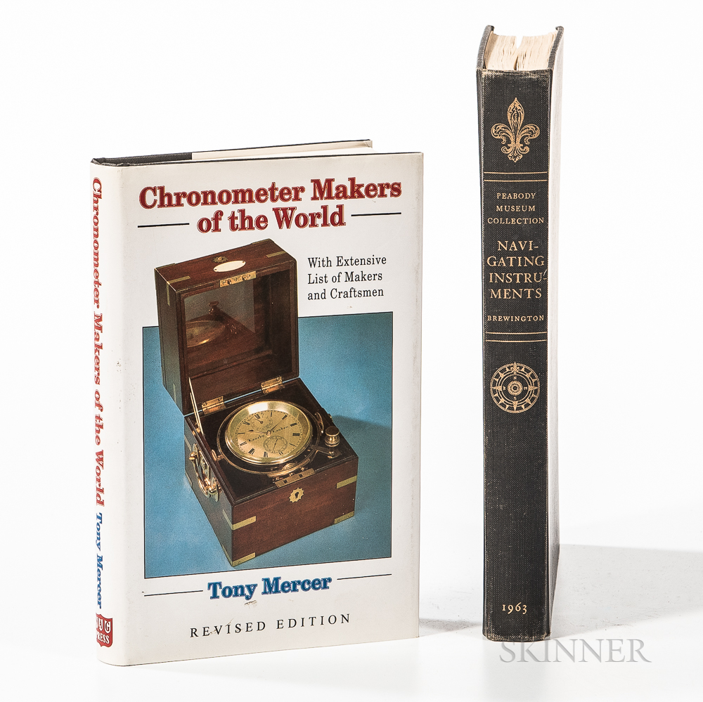 Two Books on Scientific Instruments