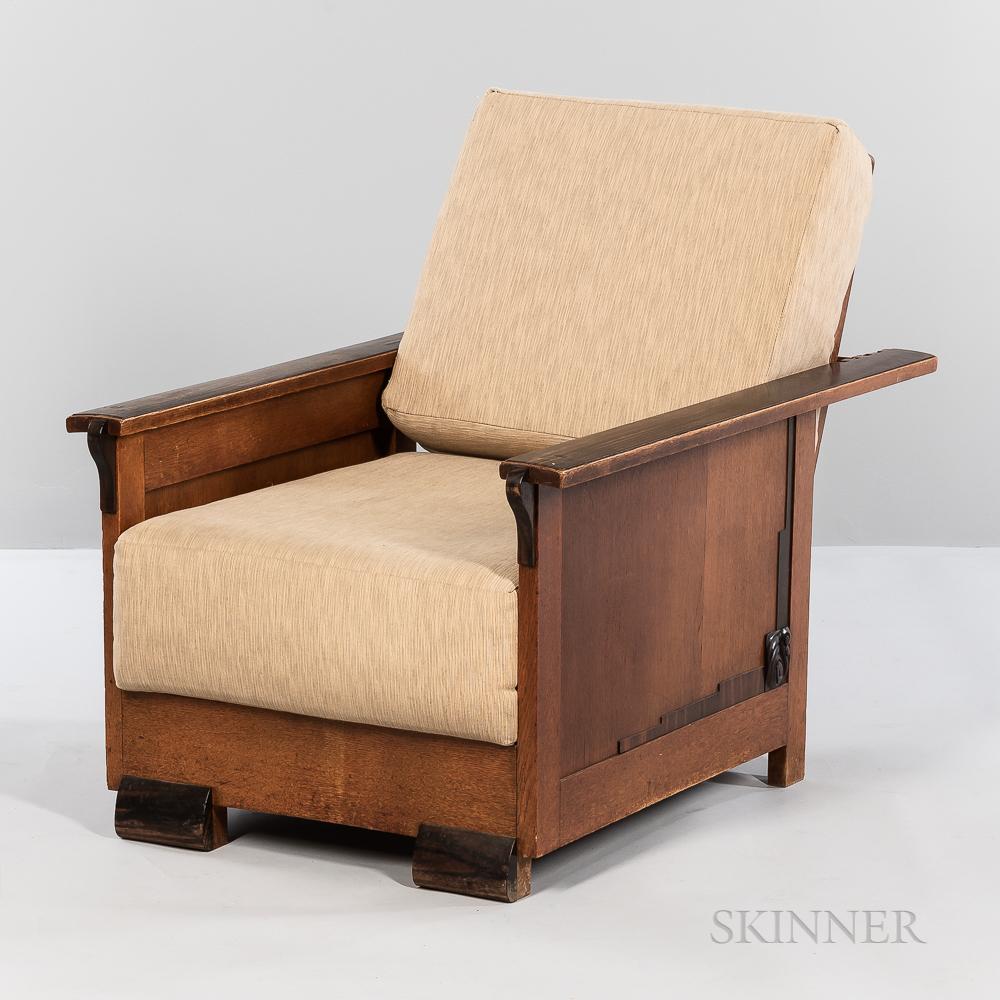 Art Deco Morris Chair
