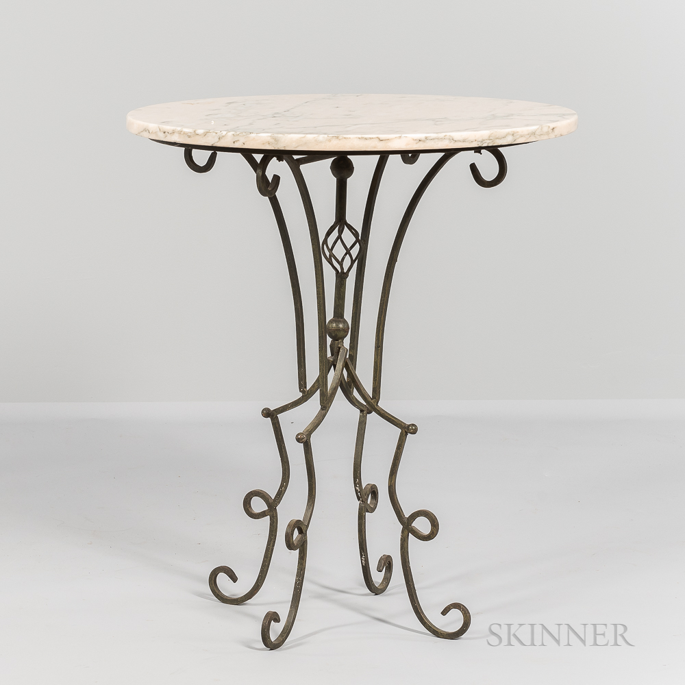 Vienna Secessionist Garden Table