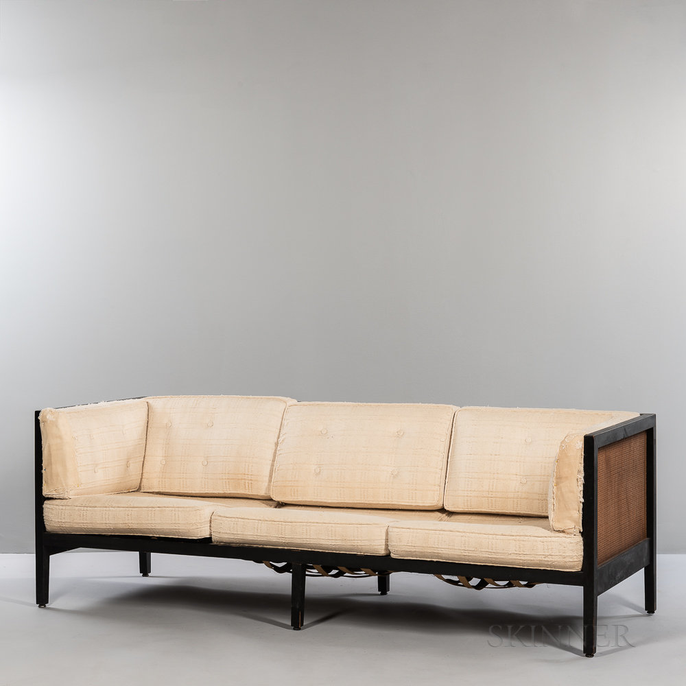 George Nelson Cube Group-style Sofa