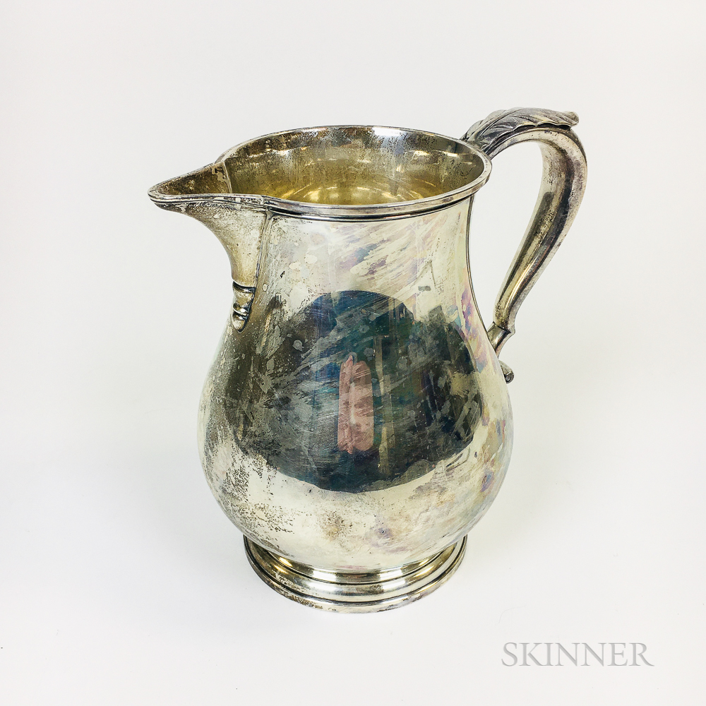 Gorham Sterling Silver Pitcher