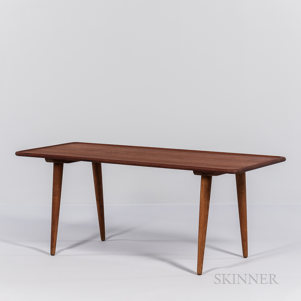 Hans J. Wegner (1914-2007) for Andreas Tuck Coffee Table