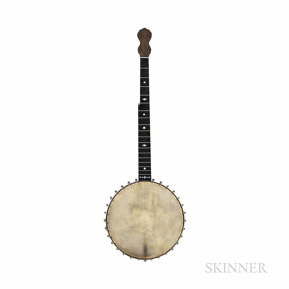 Fairbanks & Cole Acme Five-string Banjo, c. 1890