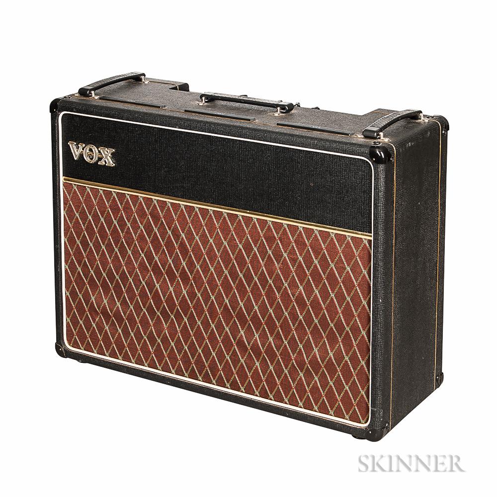 Vox AC15 Amplifier, c. 1964