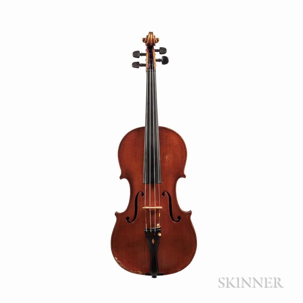 American Violin, Kurt Brychta, Buffalo, 1931
