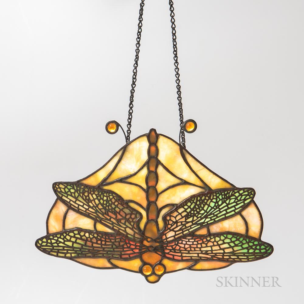 Tiffany Studios Dragonfly Pendant