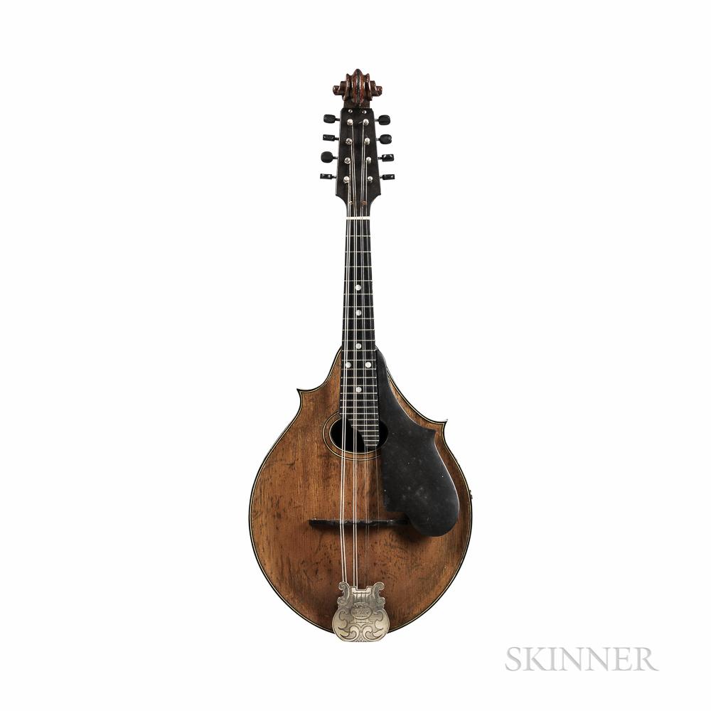 Lyon & Healy Style A Mandolin, c. 1925
