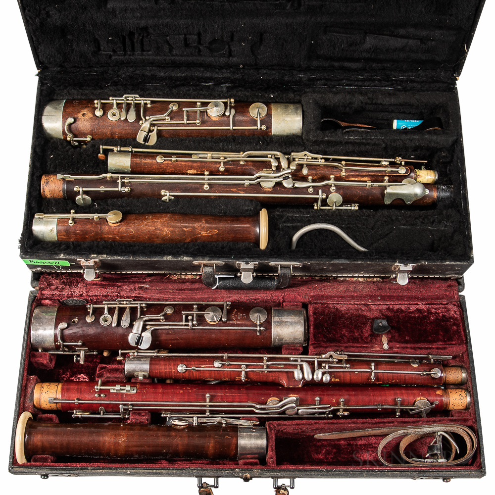 Two Bassoons