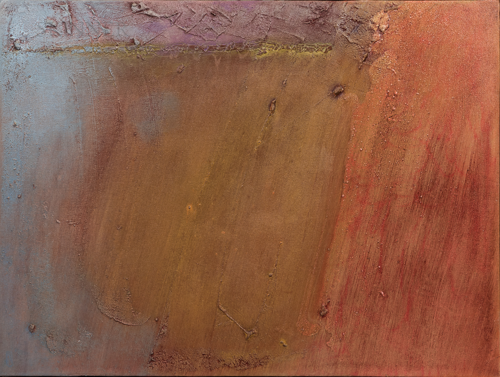 Ronald Wesley Hayes (American, 1935-2017)      Rock Section