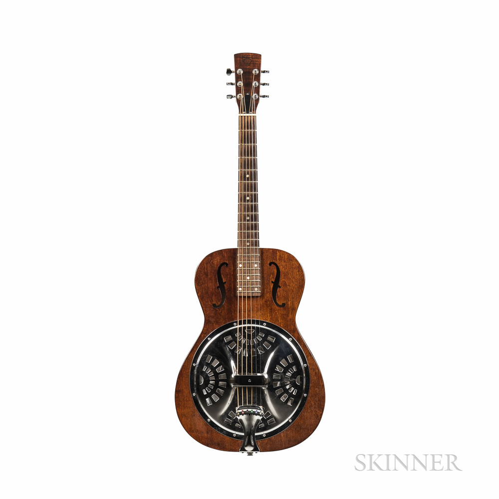 Dobro Original Hound Dog Resonator Guitar, 2004