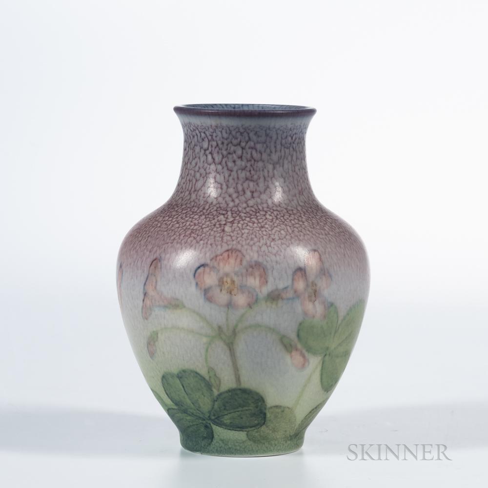 Kataro Shirayamadani (Japanese, 1865-1948) for Rookwood Floral Vase