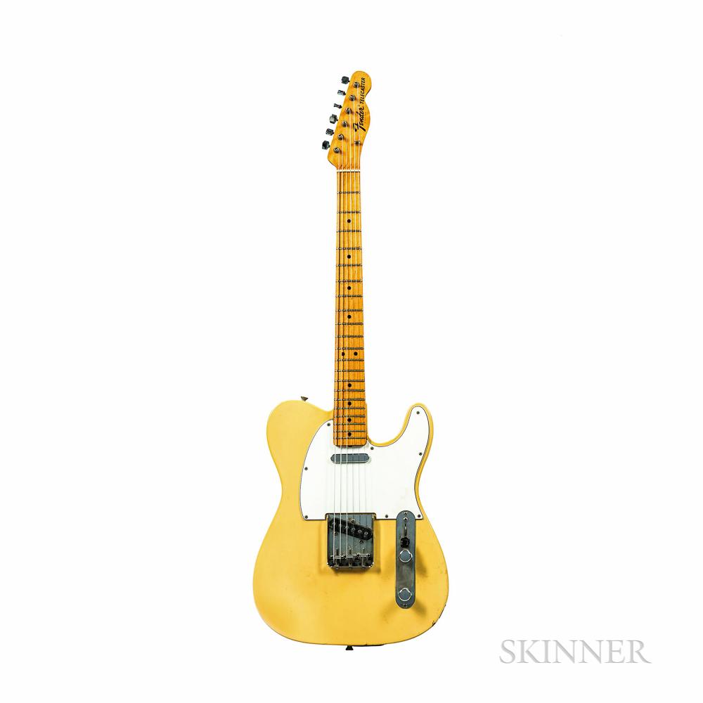 Fender Telecaster Electric Guitar, 1968