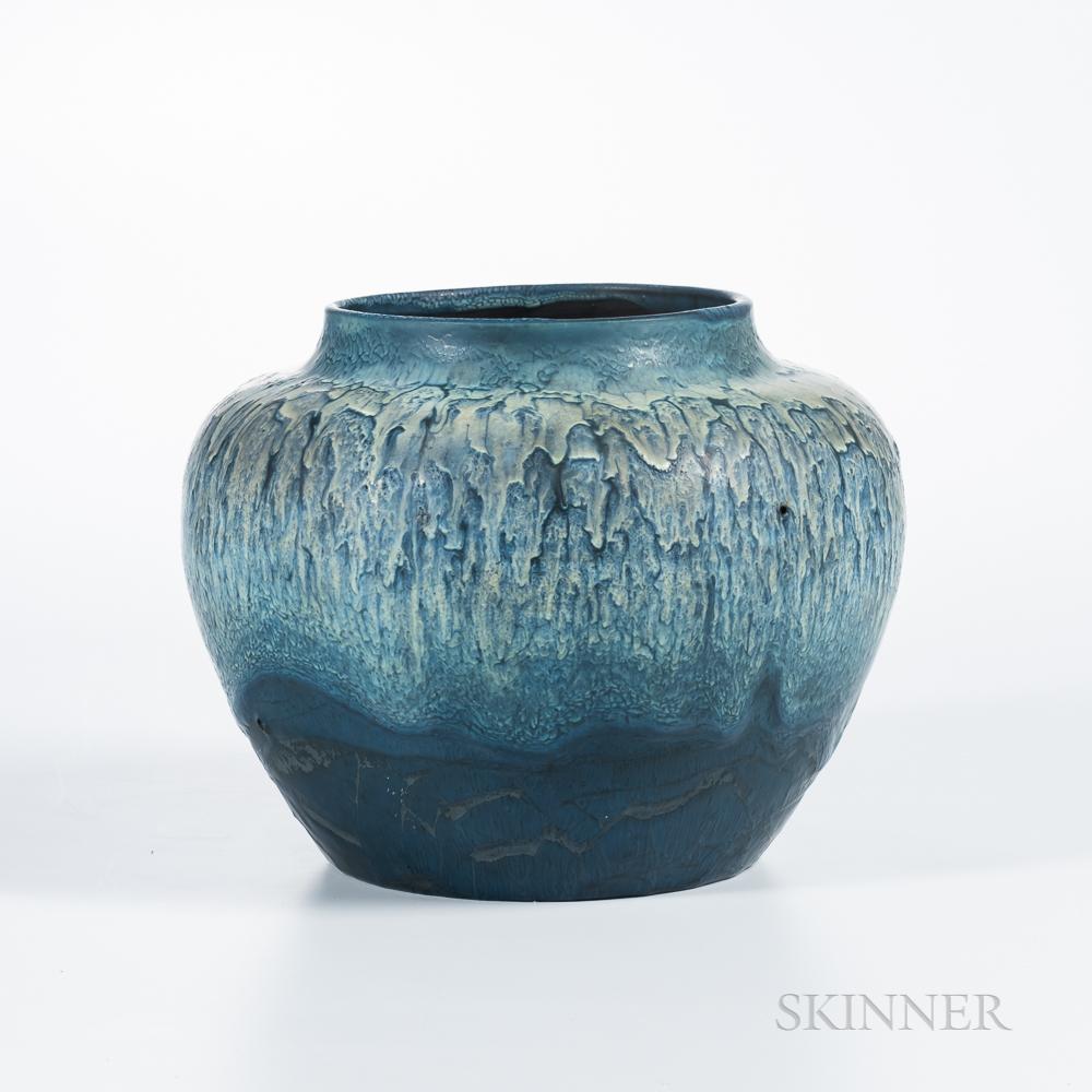 Cadmon Robertson for Hampshire Pottery Vase