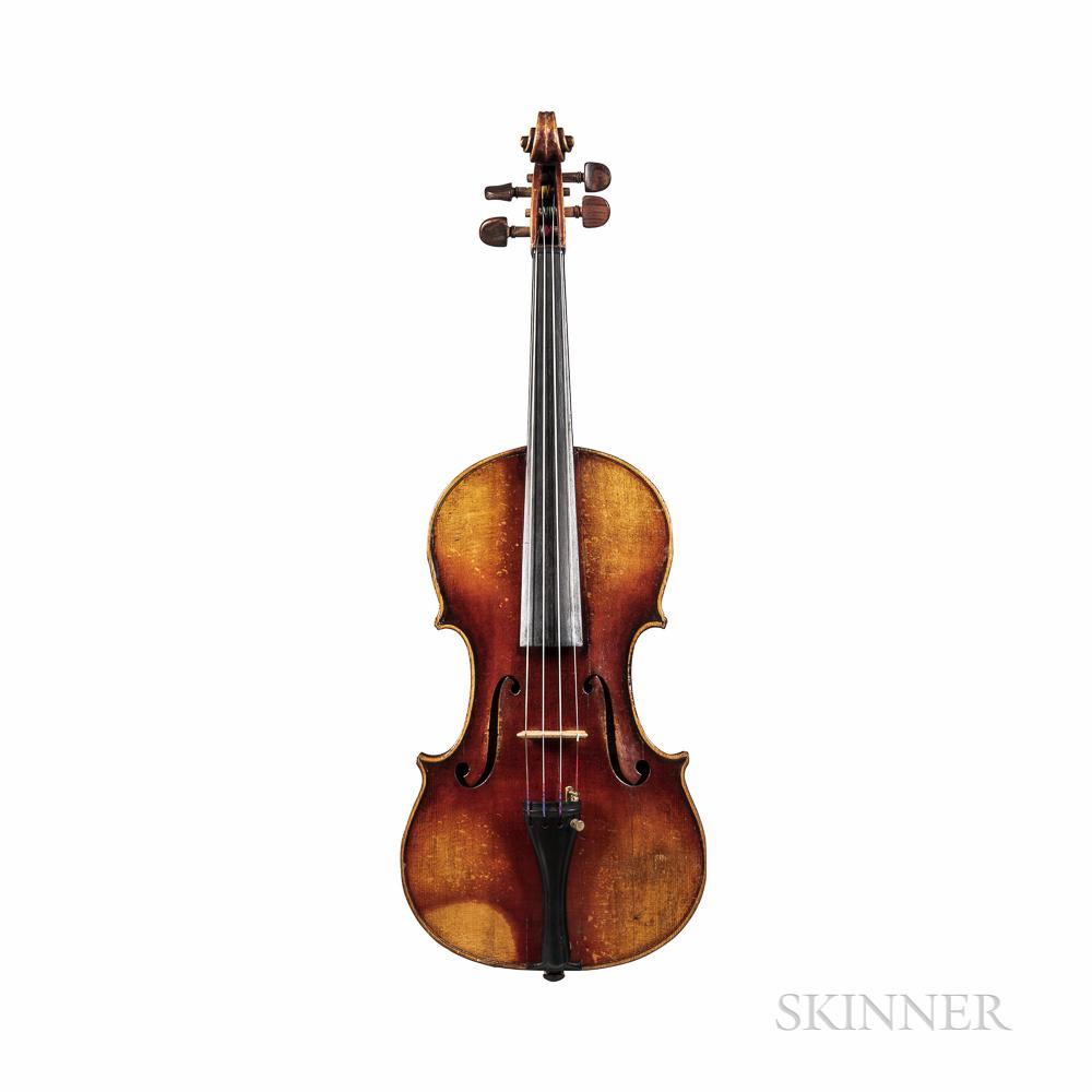 German Violin, Mittenwald, c. 1930