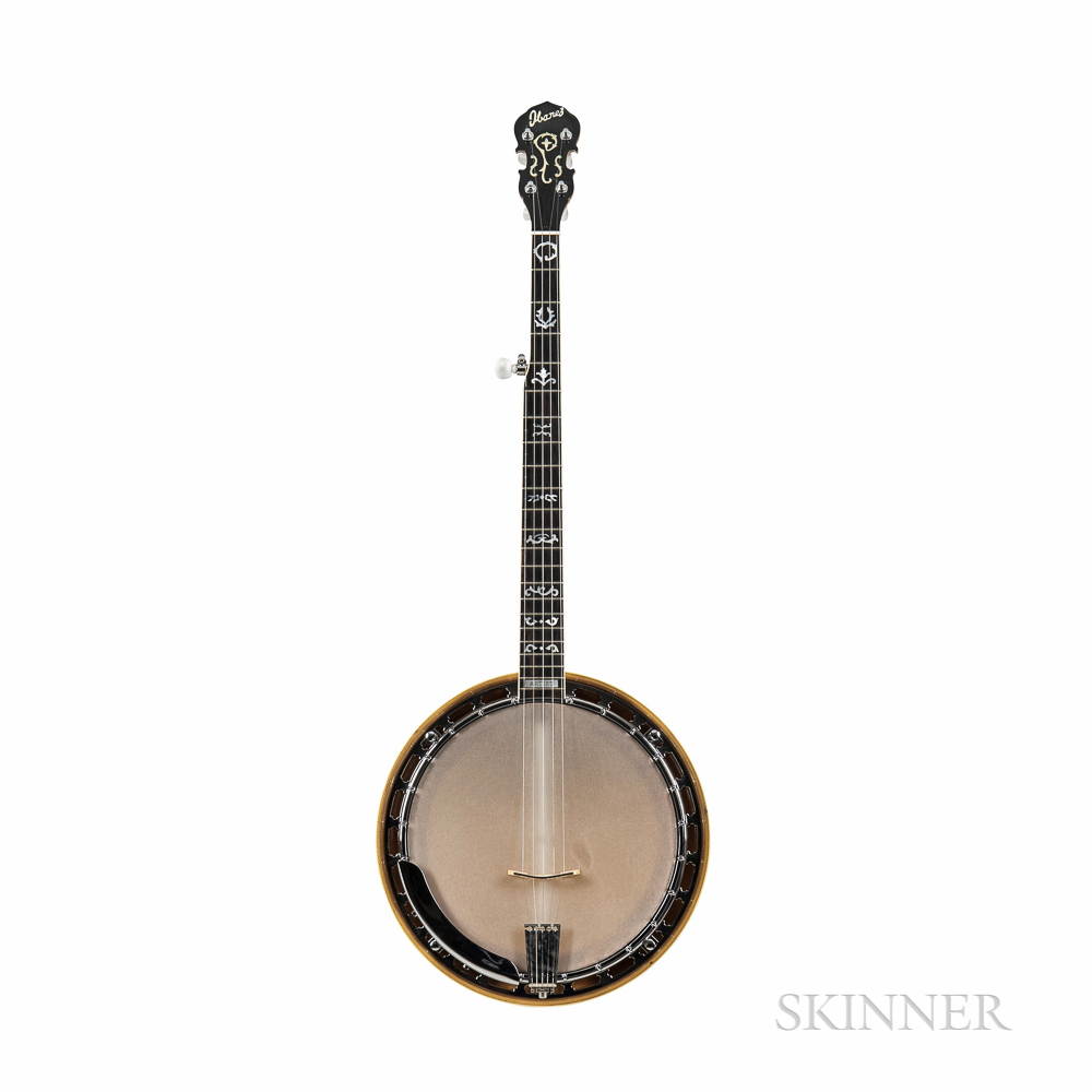 Ibanez Artist 591FB Five-string Banjo, c. 1976