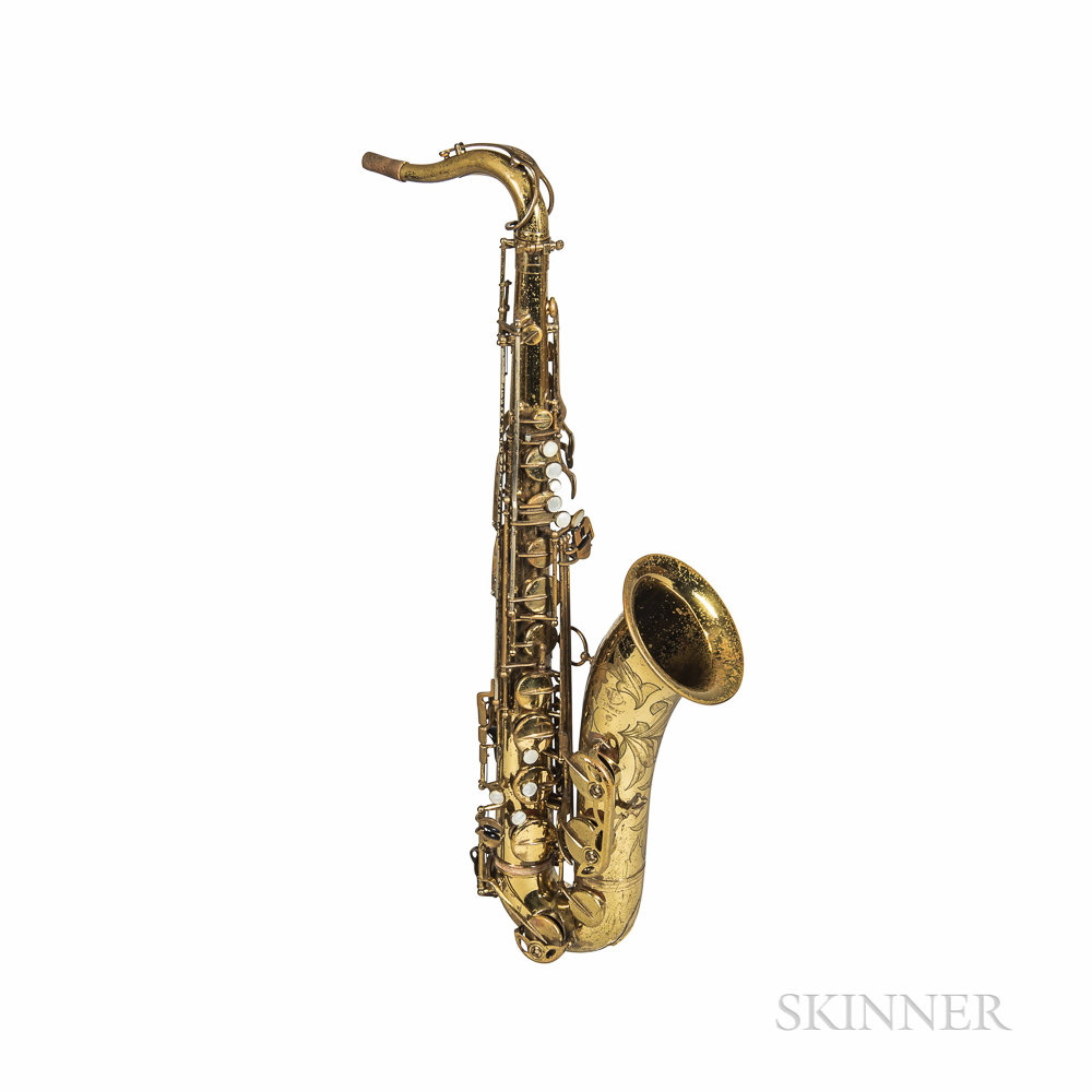 Tenor Saxophone, Selmer Mark VI, 1968