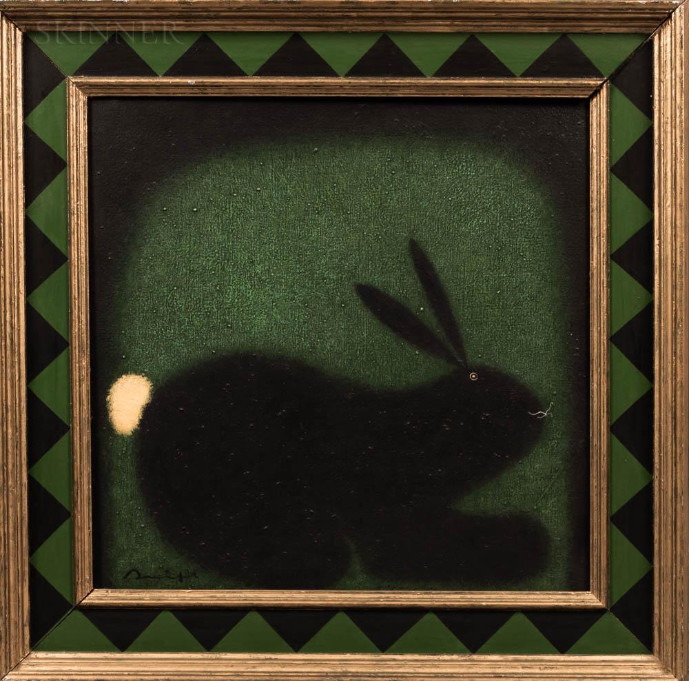Byrd Swift (American, d. 1998)      Rabbit