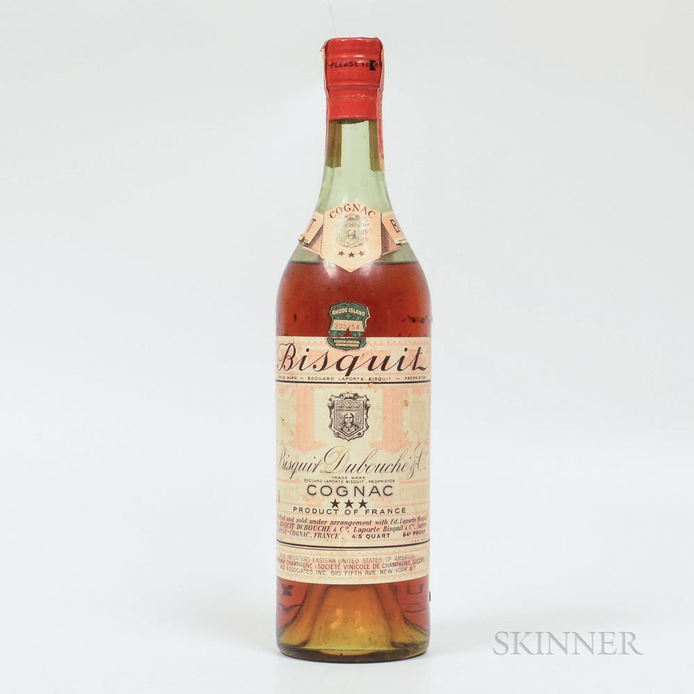 Bisquit Dubouche 3 Star, 1 4/5 quart bottle