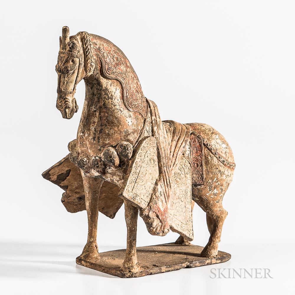 Pottery Horse