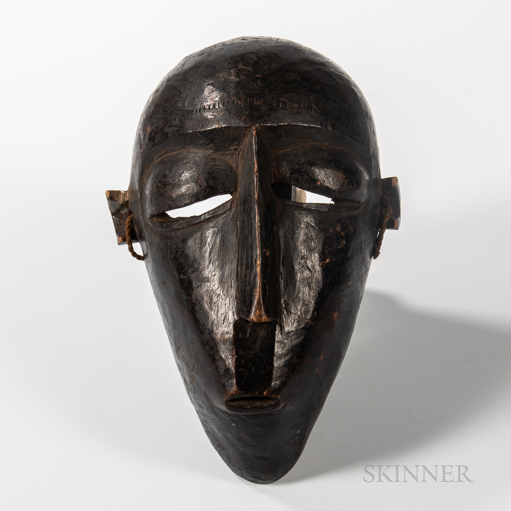 Bamana/Marka Wood Mask